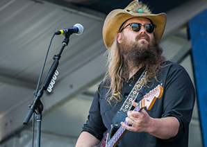 Chris Stapleton tour dates
